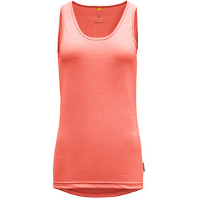 Devold Eika Top Damen coral